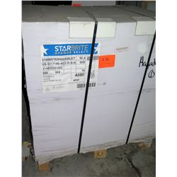 Qty 1 Pallet Starbright Opaque Select 25 x 38 Paper 9500 Sheets