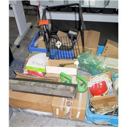 Strapping Material Tensioner, Chain, Suction Clamps, Office Paper, etc