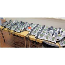 Apx 35 Phone Handsets Shore Tel 230 Landline System