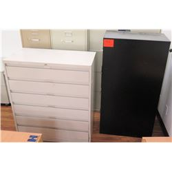 Metal Document Blueprint 6 Drawer & Metal 4 Drawer Filing Cabinets