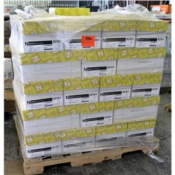 Qty 1 Pallet Neenah Exact Vellum Bristol 82361 Cases of Reams Paper