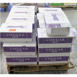 Qty 1 Pallet Domtar Cougar Text 12 x 18 Smooth Paper 800 Sheets