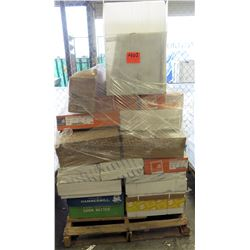Qty 1 Pallet Misc Paper - Hammermill, Neenah, Pacesetter, Cougar, etc