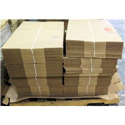 Qty 1 Pallet Rengo Packaging 60968 Corrugated Shipping Boxes