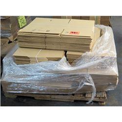 Qty 1 Pallet Seattle Tacoma Box Company MCC39073 Corrugated Boxes
