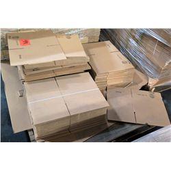 Qty 1 Pallet Smurfit Kappa 11.25 x 8.75 x 6.25 Corrugated Boxes