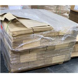 Qty 1 Pallet Seattle Tacoma Box Company Misc Corrugated Boxes
