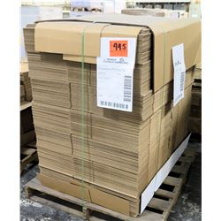 Qty 1 Pallet Rengo Packaging 59791 Corrugated Shipping Boxes