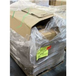 Qty 1 Pallet Hagadone 39075 Corrugated Shipping Boxes Printed
