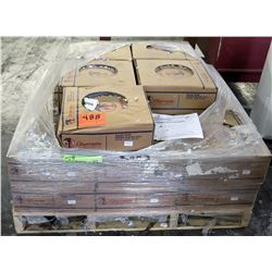 Qty 1 Pallet Misc Boxes Olympic Wire & Equipment Baler Wire, Etc