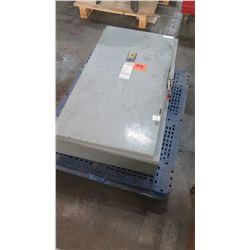Square D Company 400 Amp 600 V.A.C. Safety Switch
