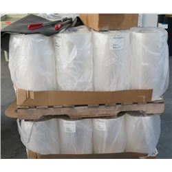 """Qty 1 Pallet Rolled Paper  21"""" x 11"""" Treat Out 5833 Feet"""