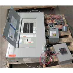 Switch Box & Electrical Accessories
