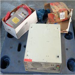 Fusion UV Lamp Unit, Pump, etc