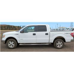 2011 Ford F150 Pickup Truck, Lic. 898TTR, VIN 1FTFW1ET3BFB59709