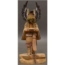 HOPI INDIAN KACHINA (COOLIDGE ROY JR)