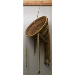 APACHE INDIAN BURDEN BASKET