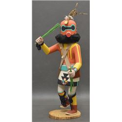 HOPI INDIAN KACHINA (POOLA)
