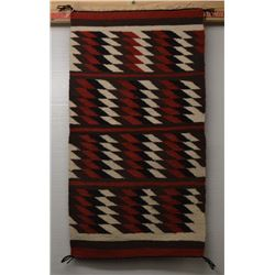 NAVAJO INDIAN TEXTILE (SPENCER)