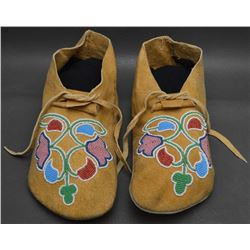 DECORATIVE MOCCASINS