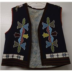 DECORATIVE VEST