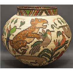 WOUNAAN RAINFOREST BASKET (SEFARINA MEMBORO)
