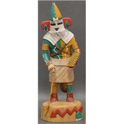 HOPI INDIAN KACHINA (TESSAY)