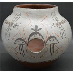 ZIA INDIAN POTTERY JAR