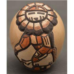 HOPI INDIAN POTTERY SEED JAR (NAMPEYO)