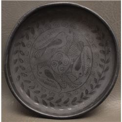 MEXICAN POTTERY PLATE