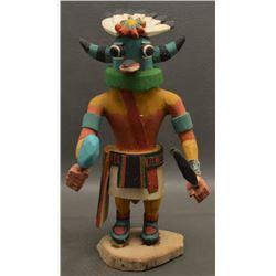 HOPI INDIAN KACHINA (ADAMS)