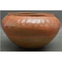 SAN JUAN INDIAN POTTERY JAR