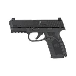 FN 509 MIDSIZE 4  9MM 15RD BLK