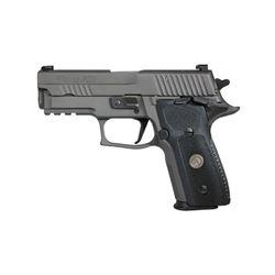 """SIG P229 LEGION SAO 9MM 3.9"""" GRY 15R"""