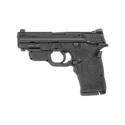 S& W SHIELD 2.0 380ACP 8RD BLK TS CT