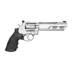 "S& W 686PC 357MAG 6""WGTD 6RD STS AS"
