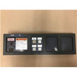 Mori Seiki SH400- 784 Control Panel