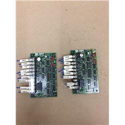 Lot of 2 Mori Seiki E76001A Circuit Boards