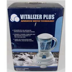 VITALIZER PLUS ADVANCED WATER TECHNOLOGY