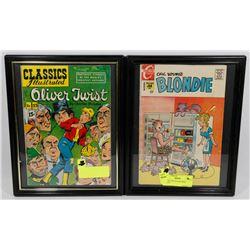 VINTAGE 1947 OLIVER TWIST COMICS +