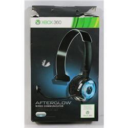 XBOX 360 CHAT HEADSET