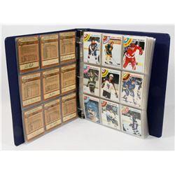 BINDER OF 1978-79 O-PEE-CHEE HOCKEY CARDS