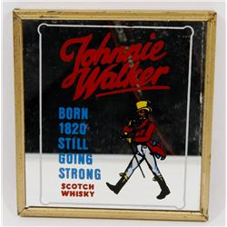 VINTAGE JOHNNI WALKER BAR/MANCAVE DISPLAY