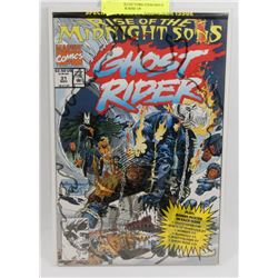 SPECIAL COLLECTORS ITEM ISSUE GHOSTRIDER RISE OF