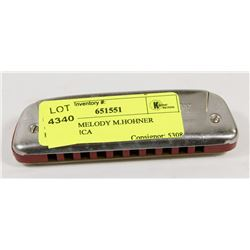 GOLDEN MELODY M.HOHNER HARMONICA