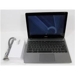 CHROME BOOK  ACER W/CHARGER