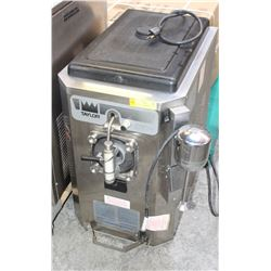 TAYLOR ICE CREAM DISPENSER W/ MOUNTED DRINK MIXER
