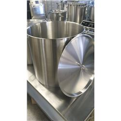100QT EXTRA HD STAINLESS STOCK POT