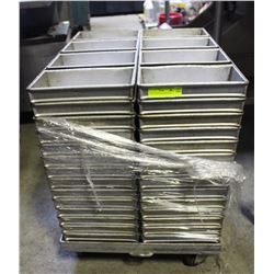 28 TRAY BREAD PAN WITH CART