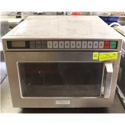 PANASONIC COMMERICAL S/S MICROWAVE, UNKNOWN